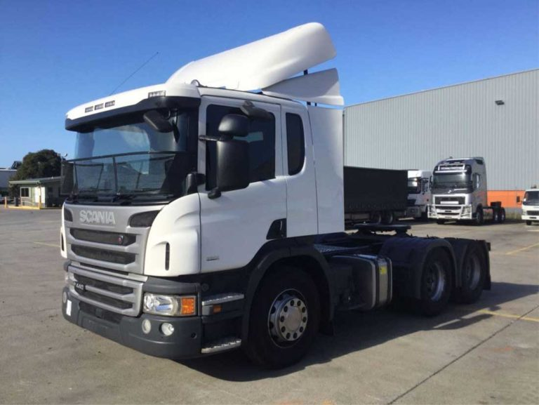 Truck Finance for new business