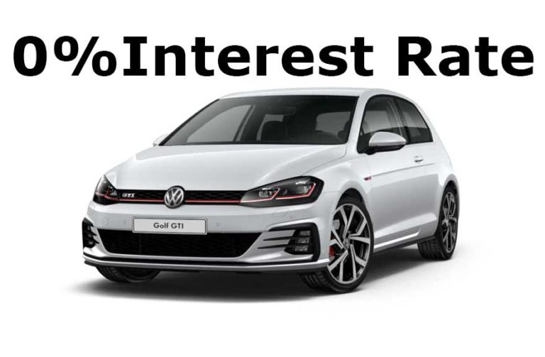 0% interest rate. Is it real?